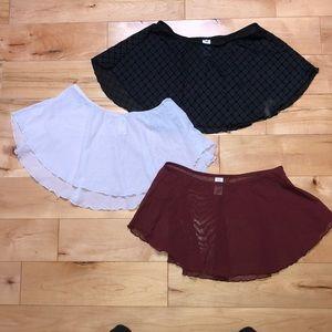 Wear Moi ballet skirt bundle
